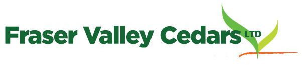 Fraser Valley Cedar Trees logo