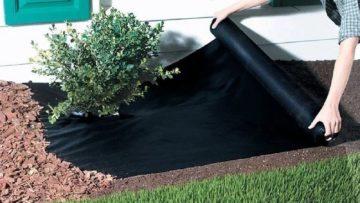 tips Using Landscape Fabric